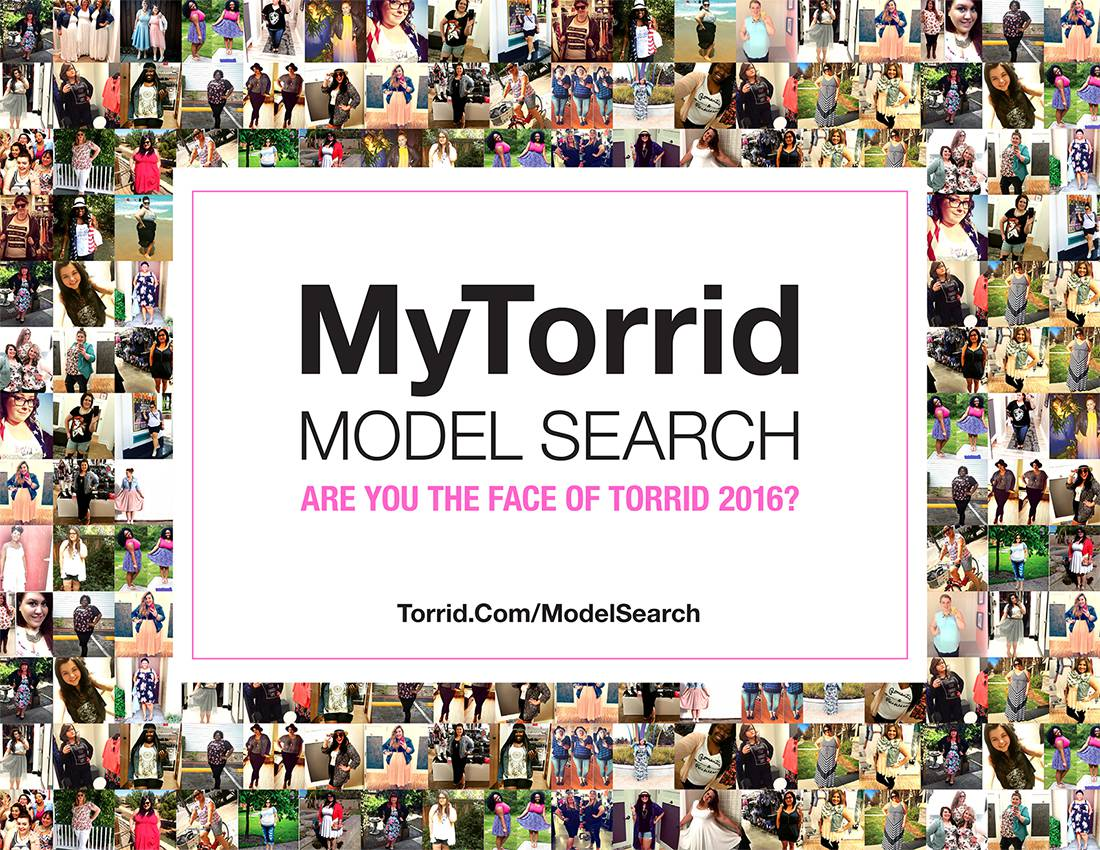 MyTorrid Model Search